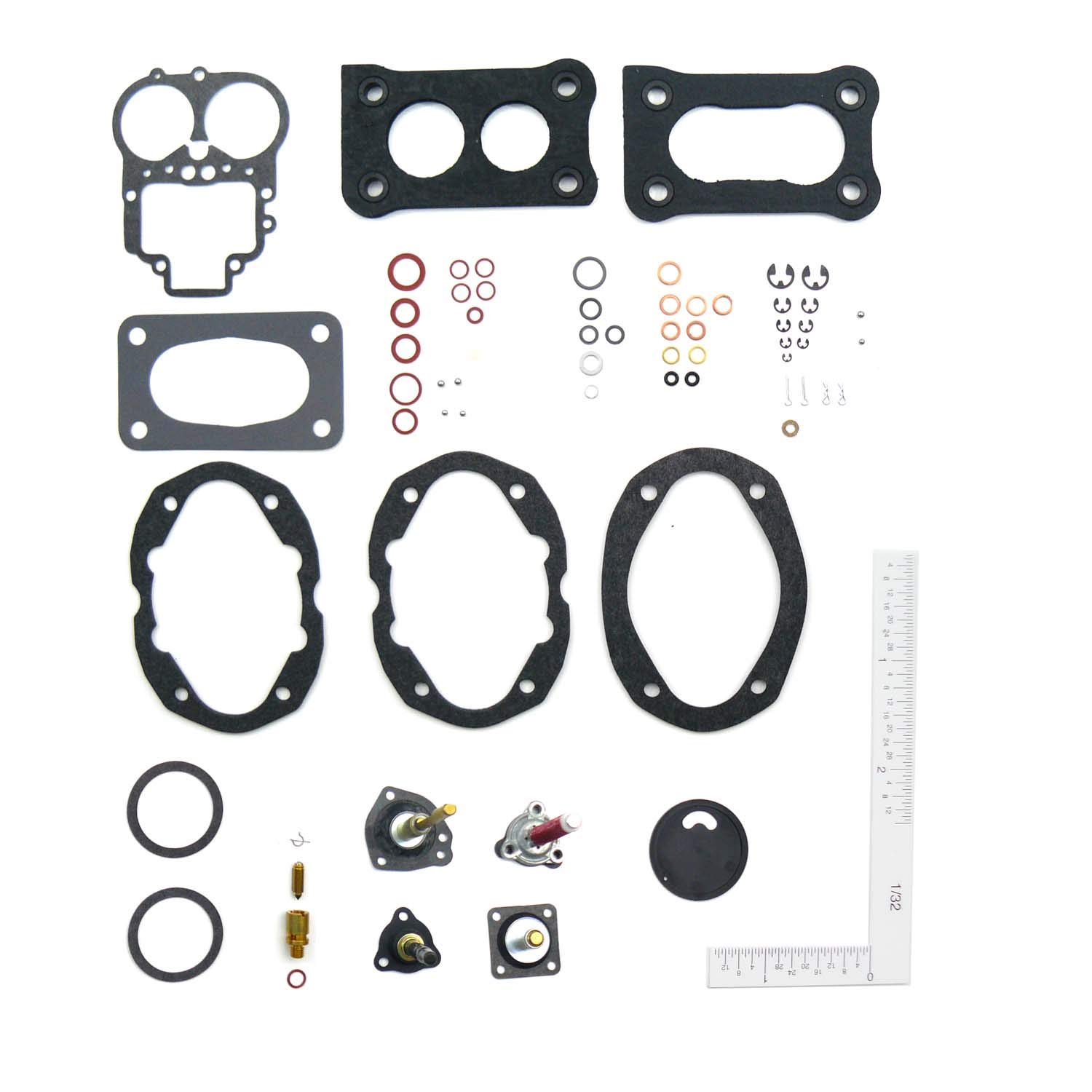 Walker Products 15490E Carburetor Kit by Walker Products