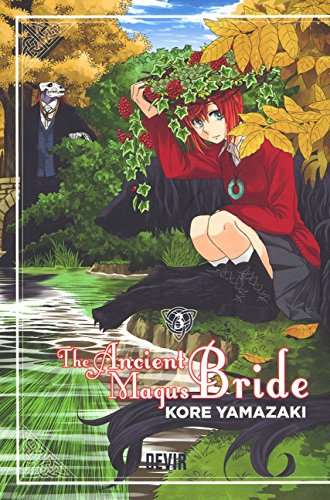 The Ancient Magus Bride (Volume 3)