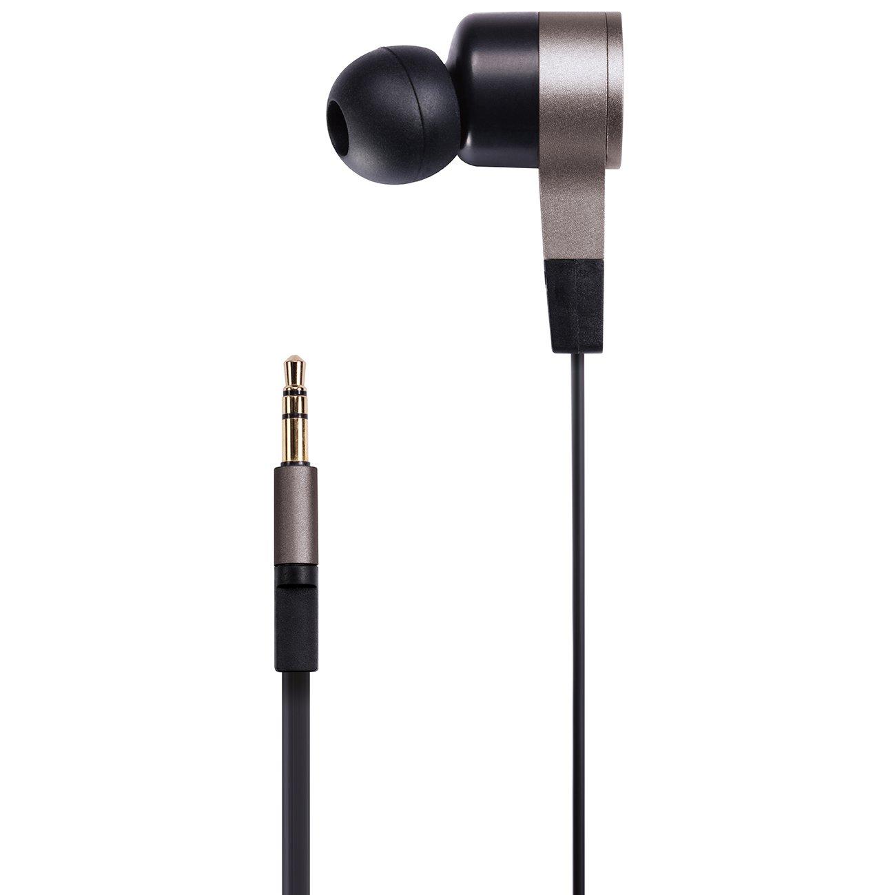 Bluetooth In-Ear Kopfh/örer Titanium KEF PORSCHE DESIGN KEF MOTION ONE