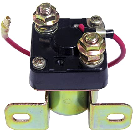 Caltric Starter Solenoid Relay Fits Polaris Magnum 325 330 425 500 on