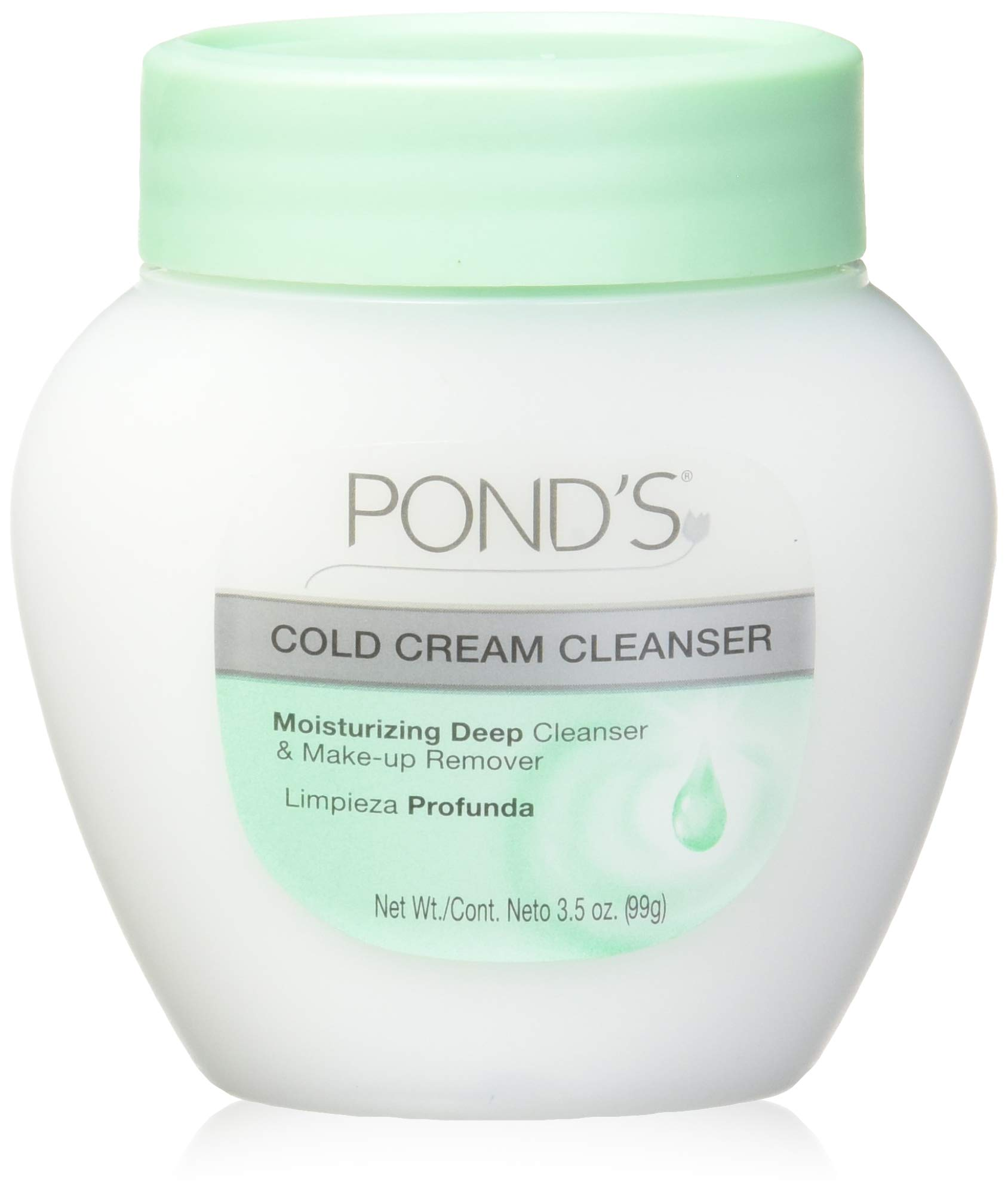 Pond's Cold Cream Cleanser 3.5 oz (Pack of 3) by Pond's