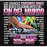 Las Grandes Canciones Dance Que Debes Escuchar Antes Del Fin Del Mundo 3cd's + 1 Dvd