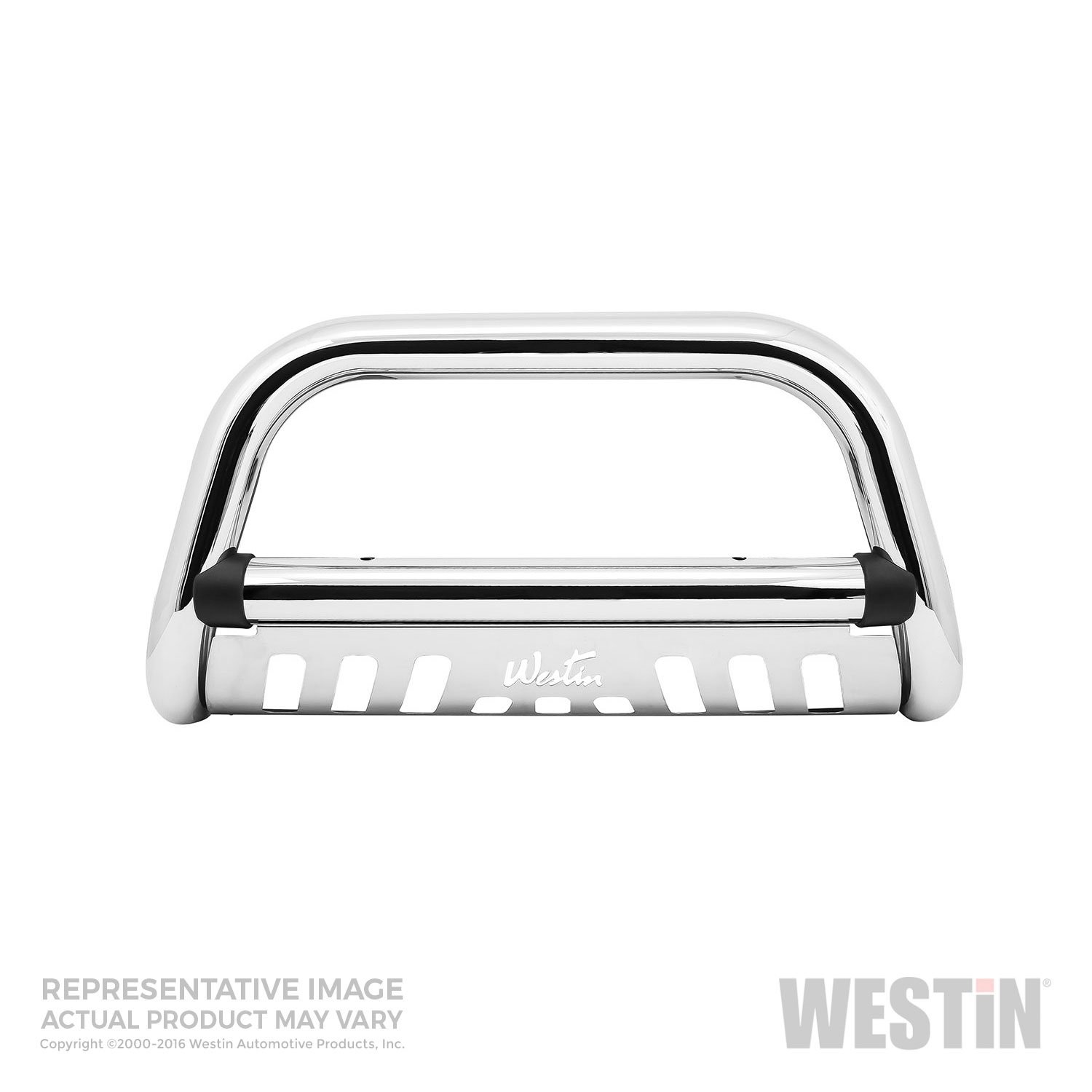 Westin 32-1360 Ultimate Chrome Stainless Steel Grille Guard