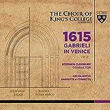 1615 Gabrieli in Venice [1 Hybrid SACD + 1 Blu Ray Audio]