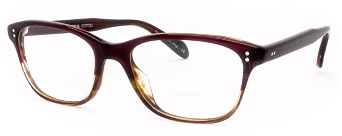 25f5e71d67 Amazon.com  New Oliver Peoples 5224 1224 Ashton Red Tortoise ...