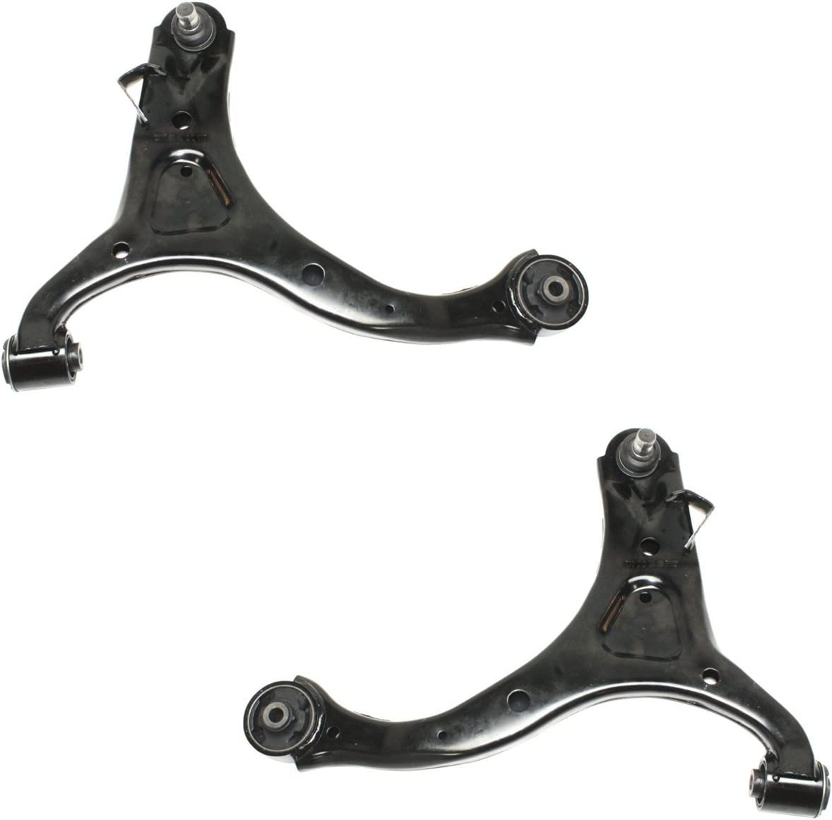 2007 Fits Hyundai Santa Fe Front Left Lower Suspension Control Arm and Ball Joint Assembly With Five Years Warranty