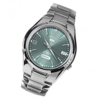 Reloj Seiko Caballero SNK621K1 Color Plata