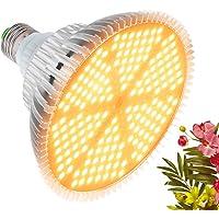120W LED Grow Light Bulb, Sunlike Full Spectrum Plant Light Bulb 180 LEDs Grow Lamp for Indoor Plants Vegetables and…