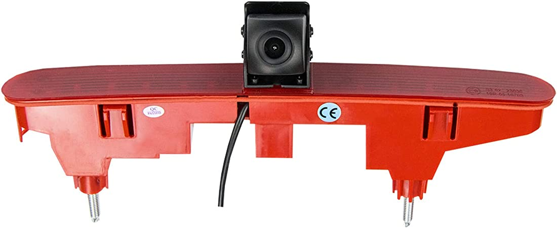 Misayaee Hd 720p Dritte Dach Rueckfahrkamera Top Mount Elektronik