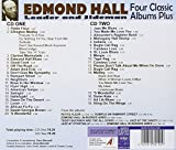 4 Classic Albums Plus - Edmond Hall Petite Fleur / Rumpus on Rampart St / Teddy
