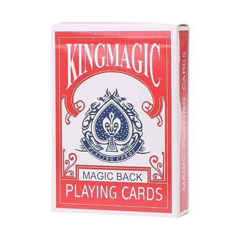 ZJL220 Svengali Deck Atom Carta de Naipes Cartas mágicas ...