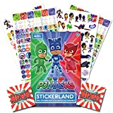 PJ Masks Stickers Party Supplies Set ~ Over 295 Reward Stickers with Bonus Licensed Stickers