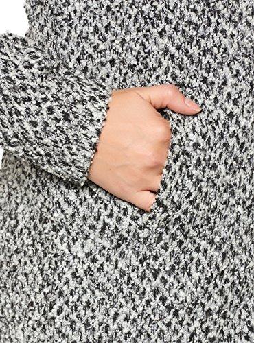 CC Sedona Femme Wool OTW Only Gris Long Onlindie Coat Manteau XqB7g