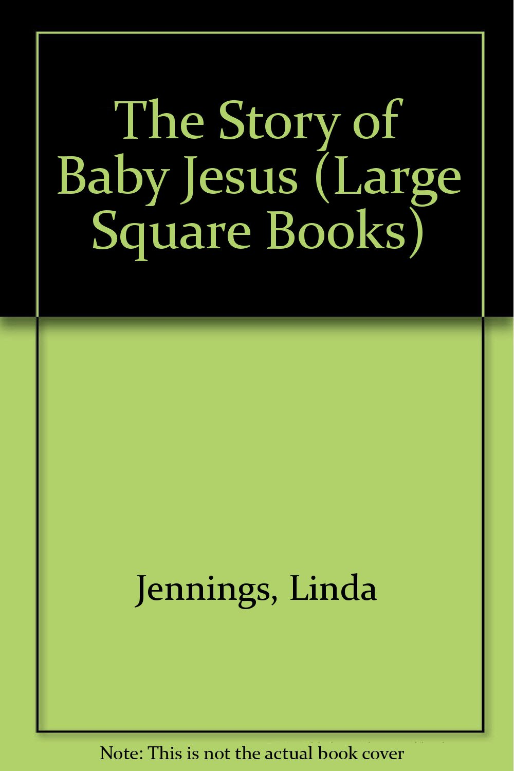 buy the story of baby jesus large square books book online at