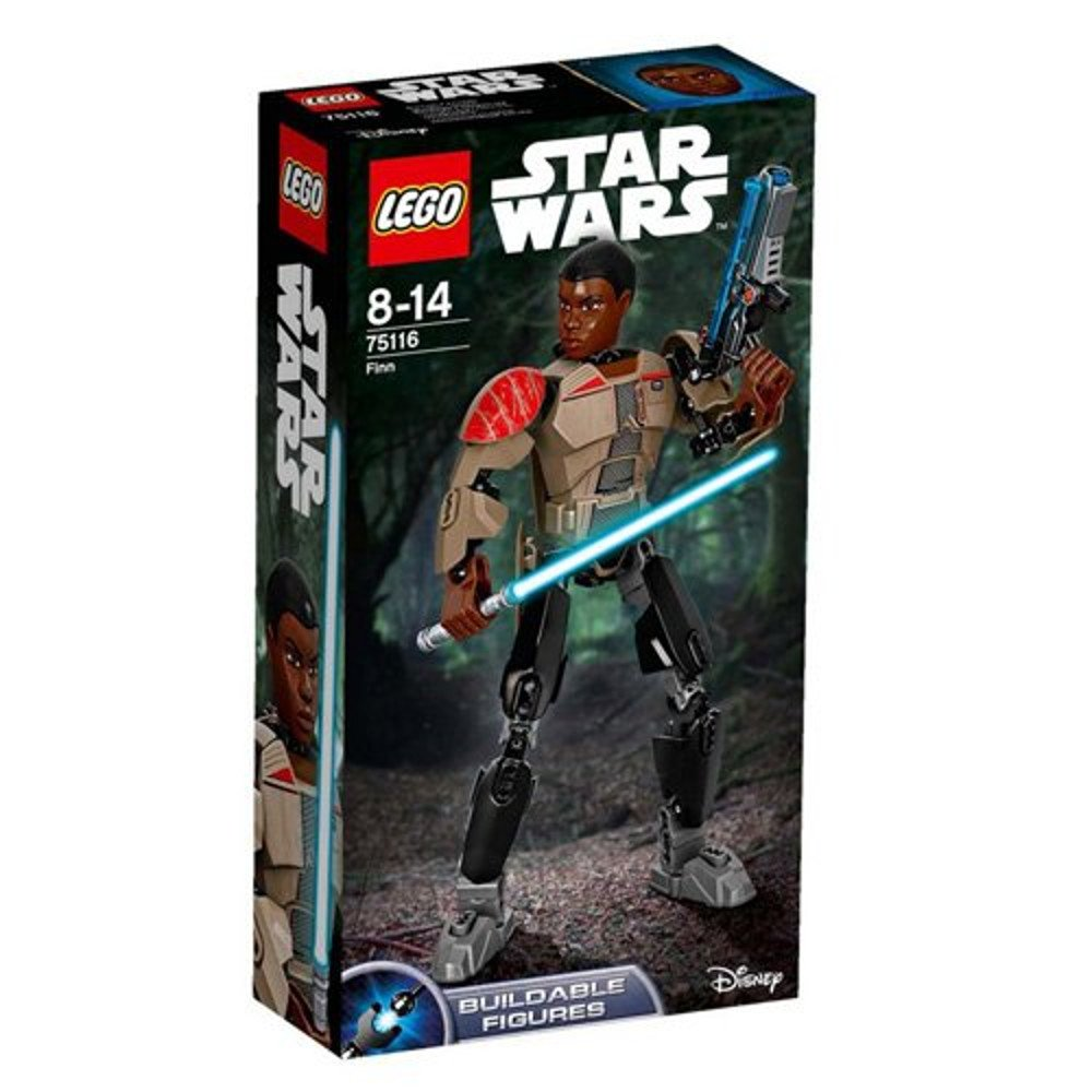 Lego Star Wars 75116 Finn ~NEW~ LEGO Baukästen & Sets