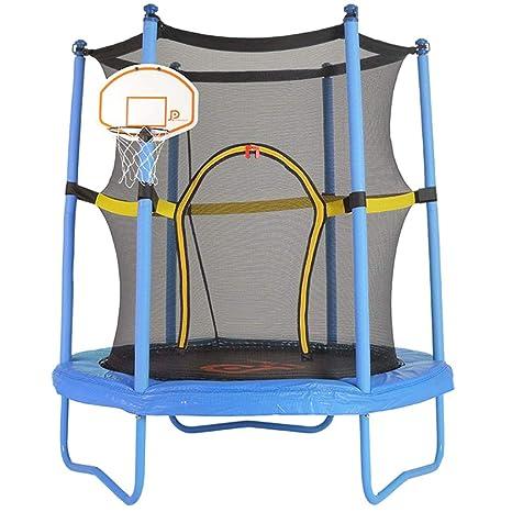 Yxsd-Trampolín (Azul para bebés de Interior Que rebota con ...
