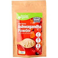 Absolute Organic Ashwagandha Powder , 150g