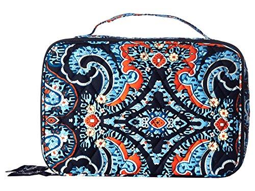 Vera Bradley Large Blush Brush Makeup Case