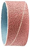 PFERD 41296 Cylindrical Type Abrasive Spiral Band, Aluminum Oxide A, 2-3/8'' Diameter x 1-1/8'' Length, 50 Grit (Pack of 100)