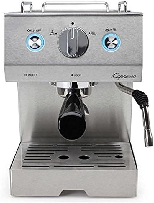 Amazon.com: capresso 125.05 Cafe Pro cafetera de espresso ...