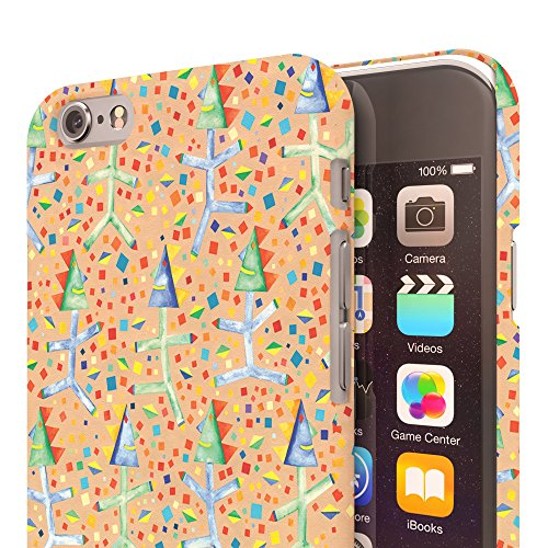 Koveru Back Cover Case for Apple iPhone 6 - All is well Texture