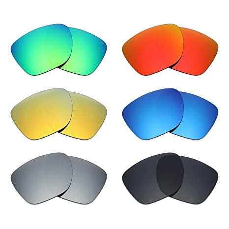 Mryok 6 Pares de Lentes polarizadas de Repuesto para Gafas de Sol ...