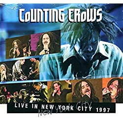 Counting Crows : Live in New York City 1997 ~ Cd Digipak w/ Foldout [Import] Compact Disc | Counting Crows