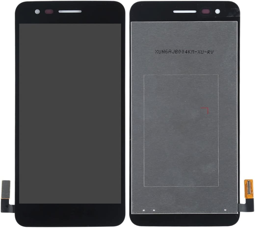 YANGJIAN LCD Screen and Digitizer Full Assembly for LG K4 2017 M160 M151 Color : Color1