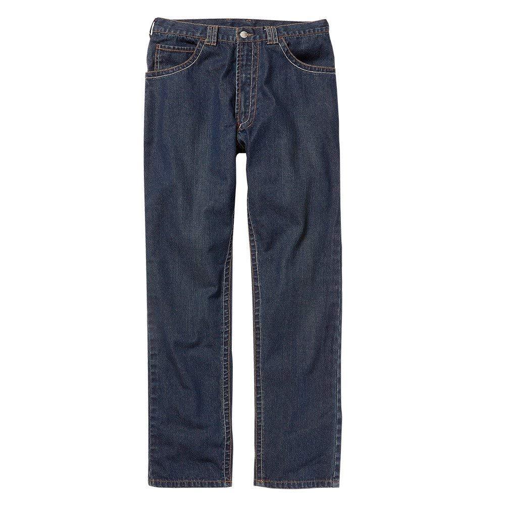 Rasco FR Mens Relaxed Fit Jeans 33x32 Denim