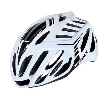 SUOMY Casco Bicicleta Timeless blanco/negro Talla M (Cascos MTB y carretera)/
