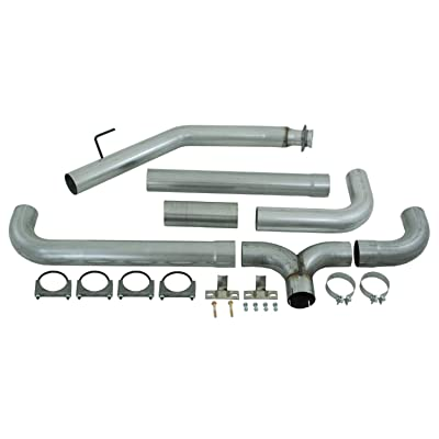 MBRP S8100AL SMOKERS Aluminized Turbo Back Dual Side Exhaust System