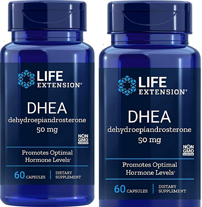 Top 10 Nature Vision Dhea 100Mg