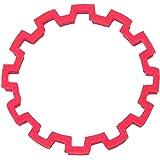 """Gear Cog Plast-Clusive Cookie Cutter 3.5"""" PC0192"""