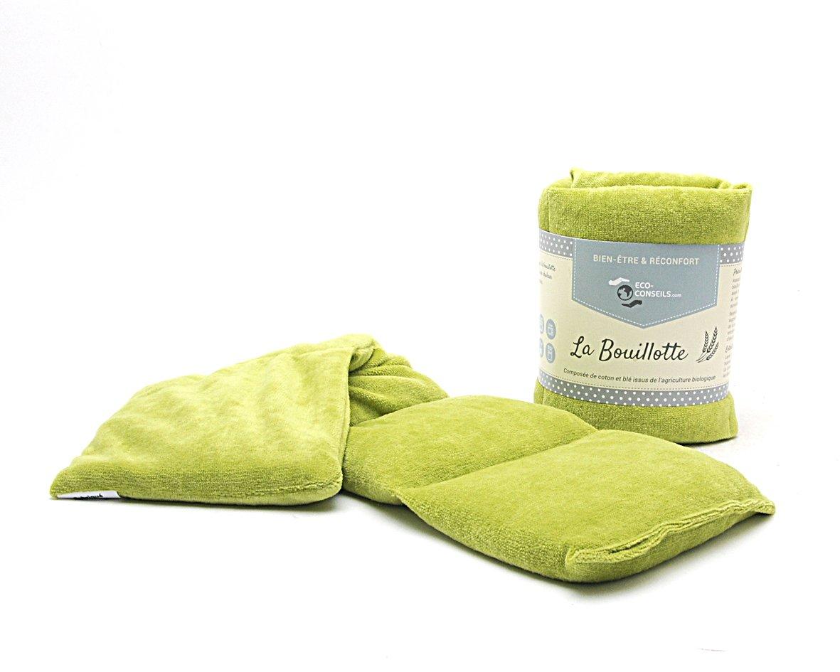 Eco-conseils® - Bolsa de semillas para microondas con forro de ...