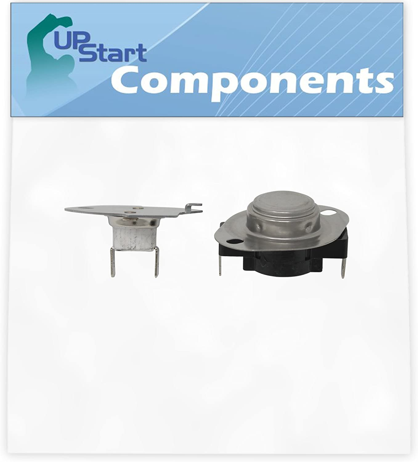 Replacement 279769 Thermal Cut-Off for Whirlpool LEC6848AW2 Residential Electric Dryer