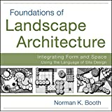 Foundations Of Landscape Architecture Integrating Form And Space Using The Language Site Design