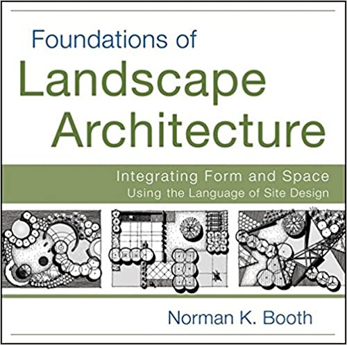 Amazon Com Foundations Of Landscape Architecture Integrating