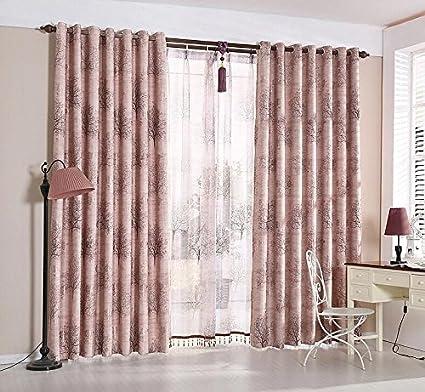 Tende semplici tende moderne ombreggiatura tessuto soggiorno camera ...