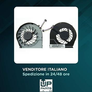UPTOWN Up Parts® up-fnh008 – Ventilador portátil para HP Pavilion g6 – 2000 G6 – 2000SL G6 – 2006SL G6 – 2008SL G6 – 2030SL – Original, Leader Italiano de los Rodillos Notebook.: Amazon.es: Electrónica