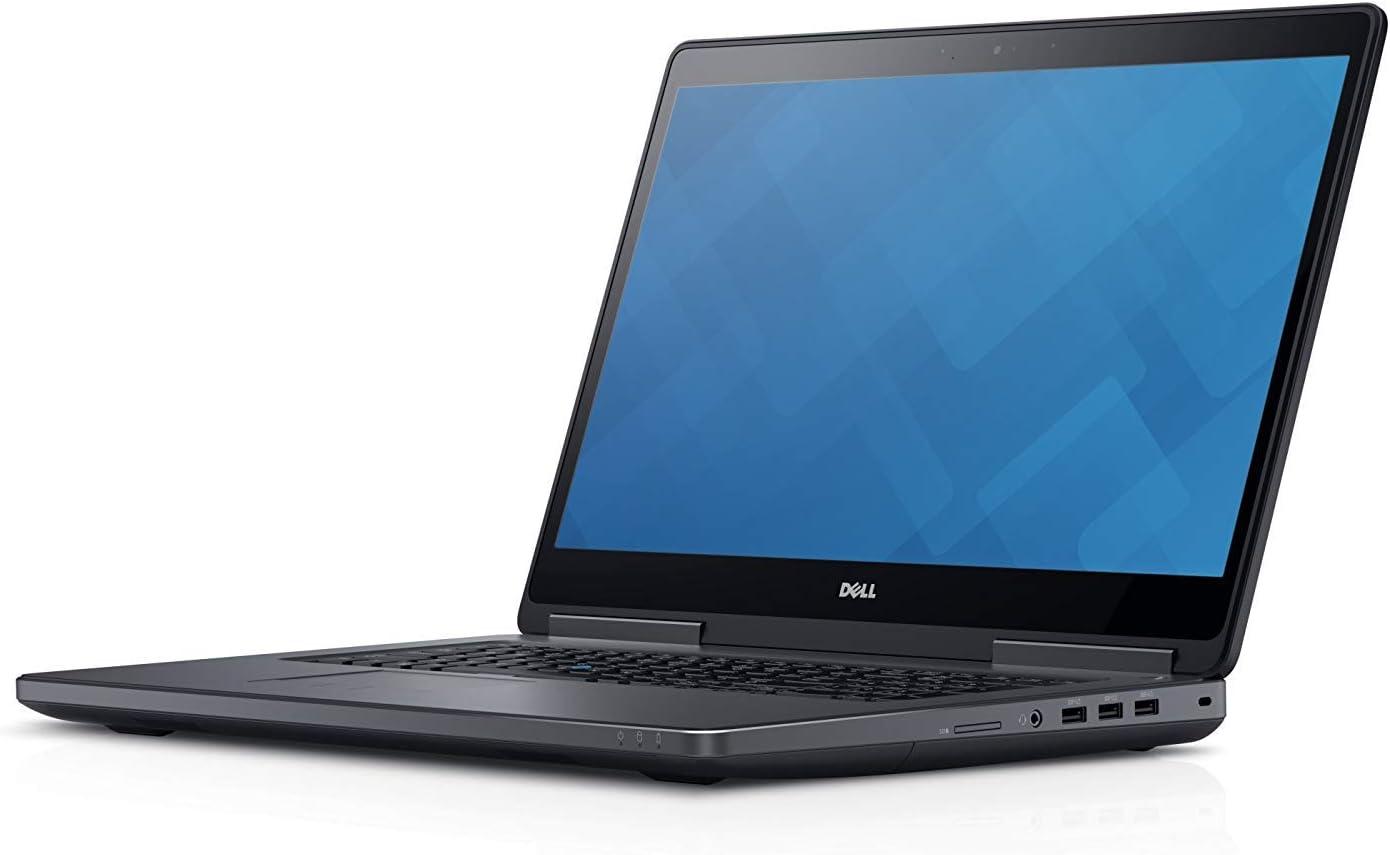 Dell Precision 7710 Intel i7-6820HQ 2.70Ghz 8GB RAM 500GB HDD Win 10 Pro (Renewed)