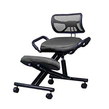 topqsc kneeling ergonomic chair desk chairs for home office chair