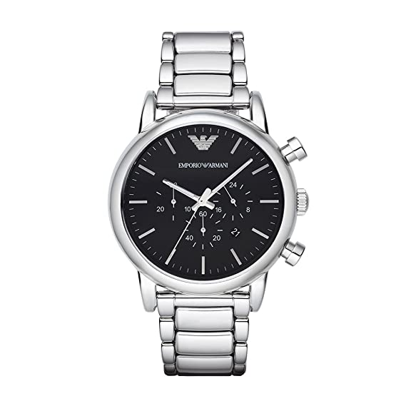 1e7e72a6e7 Emporio Armani Mens Watch Analog Casual Quartz Watch (Imported) AR1894