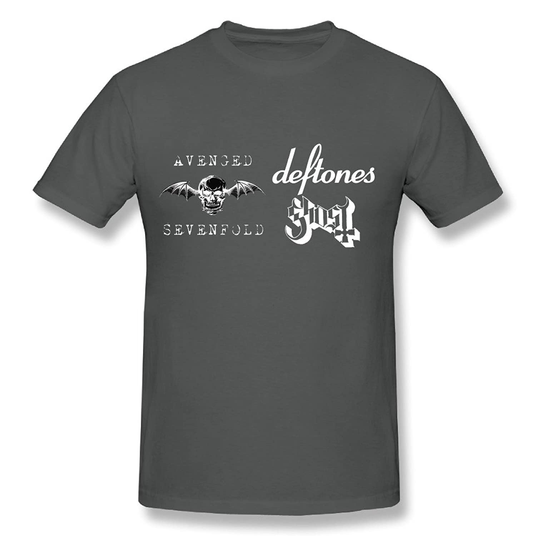 Adult's Popular Fashion Deftones Logo 2016 T Shirts