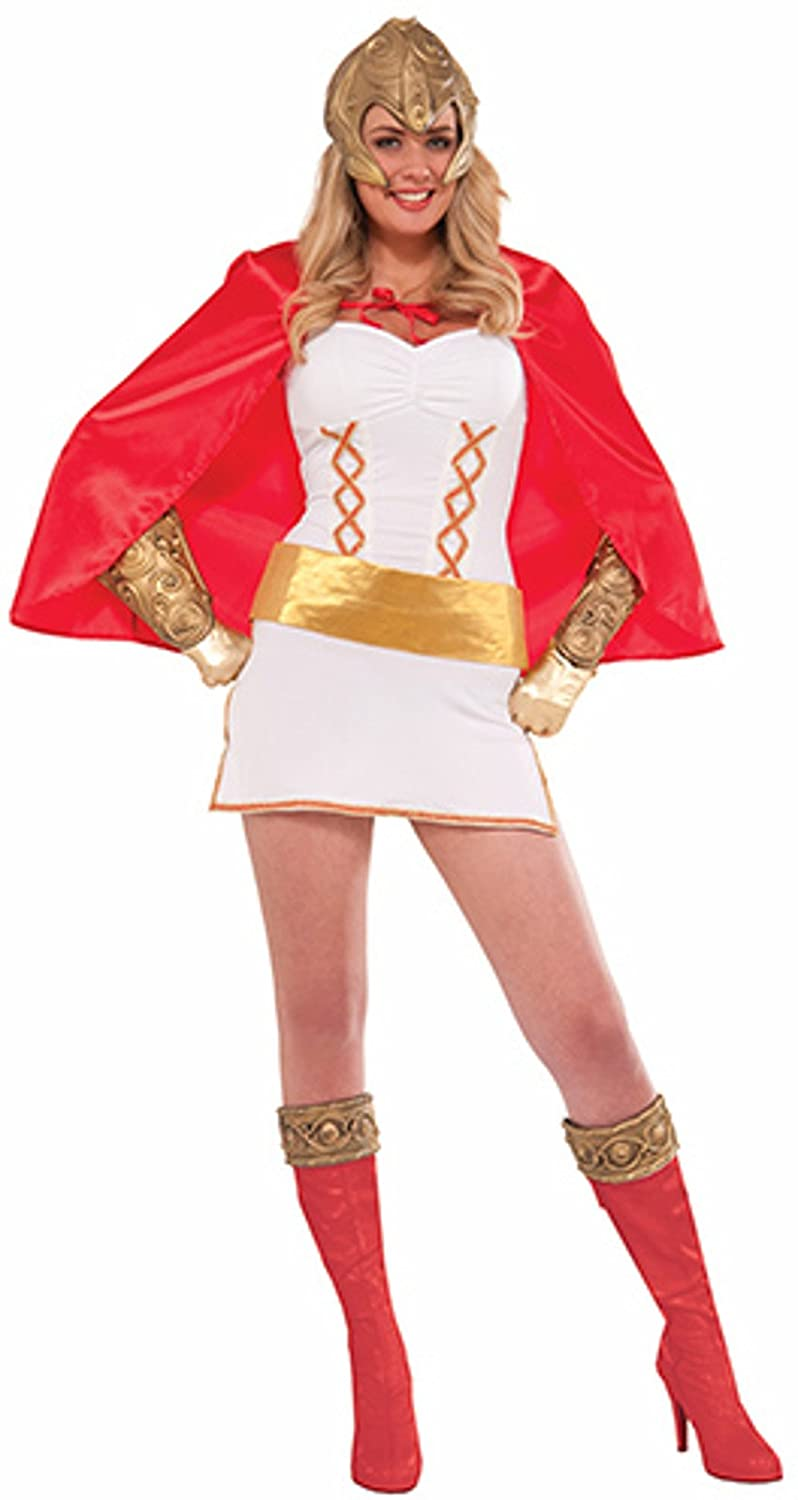 Forum Novelties Fantasy Cape (Red)- Red One Size 73814