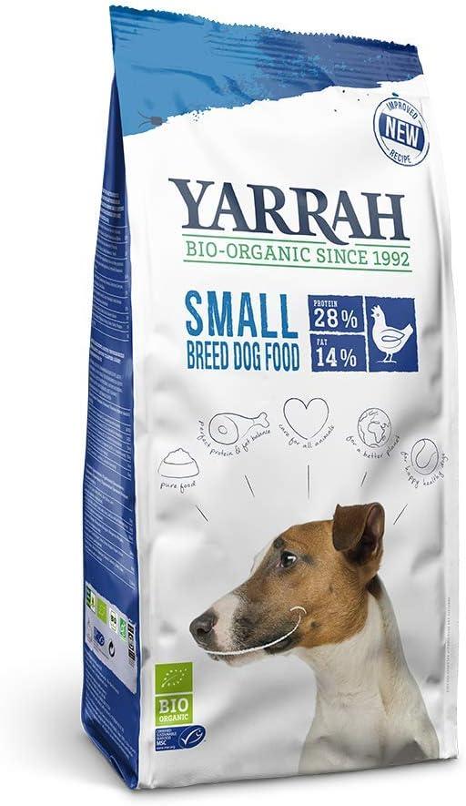 Yarrah Perro Pequeño Pienso De Pollo con Proteina 2Kg Bio 1 Unidad 2000 g