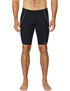 c08317098ae Amazon.com : Speedo Men's Endurance+ Long-Lasting Polyester Jammer ...