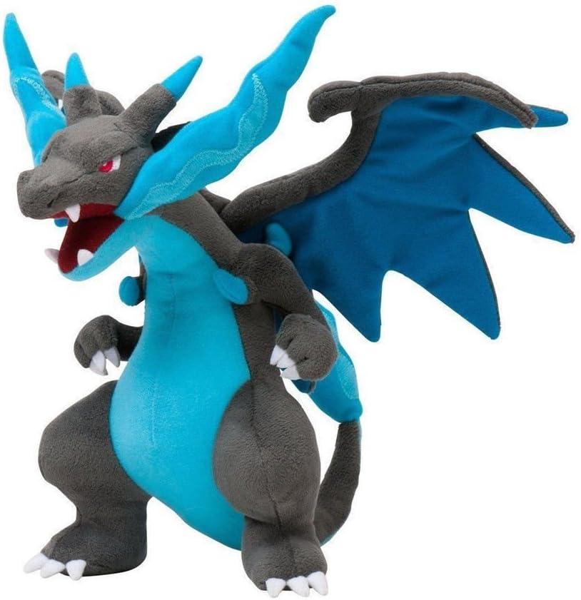 Pokemon Charizard Plush Doll Fire Dragon Stuffed Animal Toys Gift 12 inch