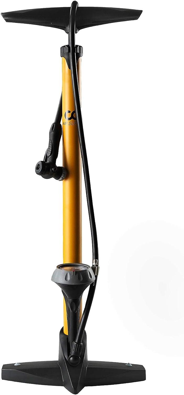 Amazon.com: CyclingDeal - Bomba de aire de alta presión para ...