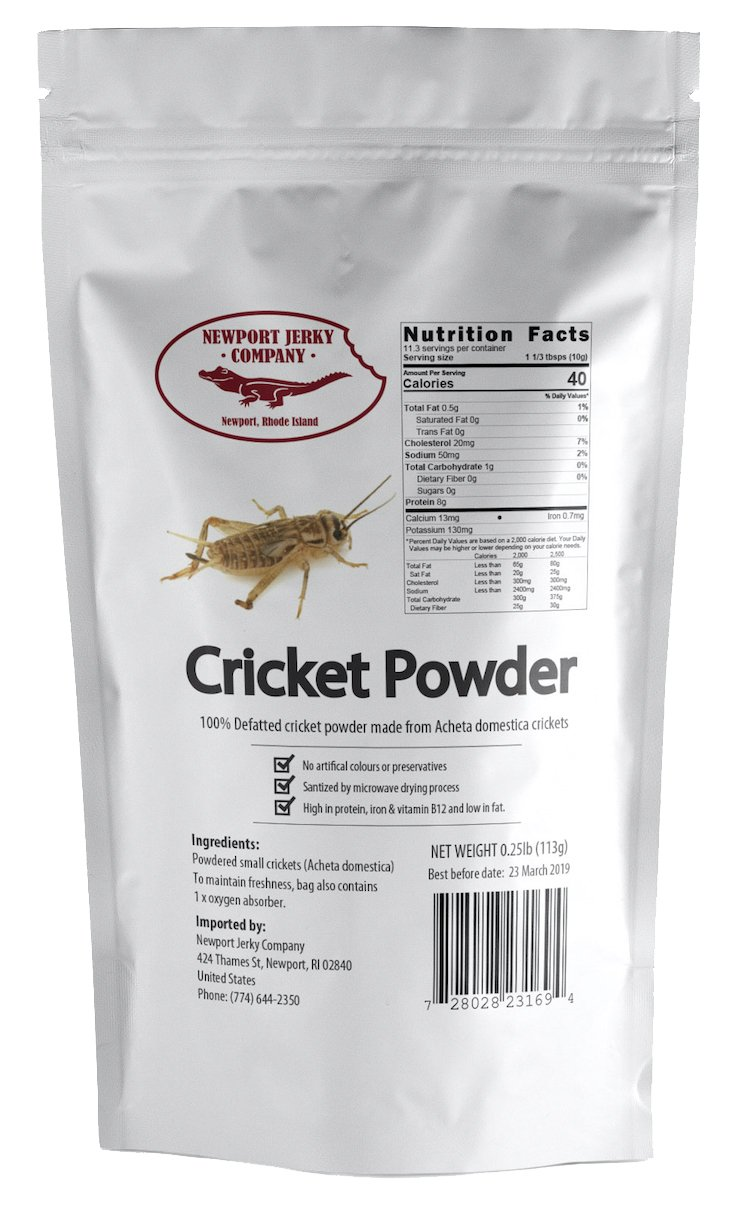 Amazon.com : Entomo Farms Organic Cricket Protein Powder