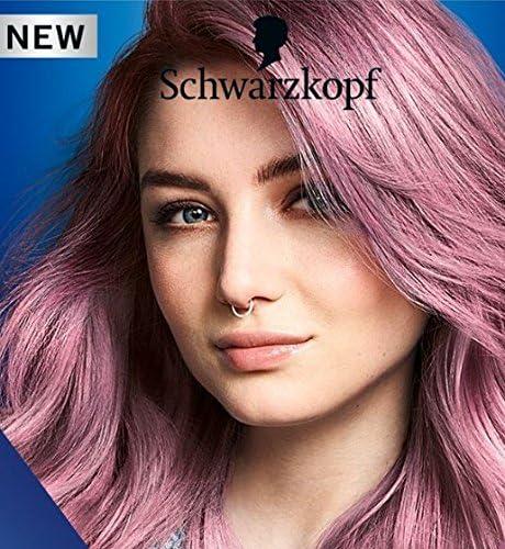 Schwarzkopf LIVE Permanent Lightener+Twist 105 MAUVE KISS